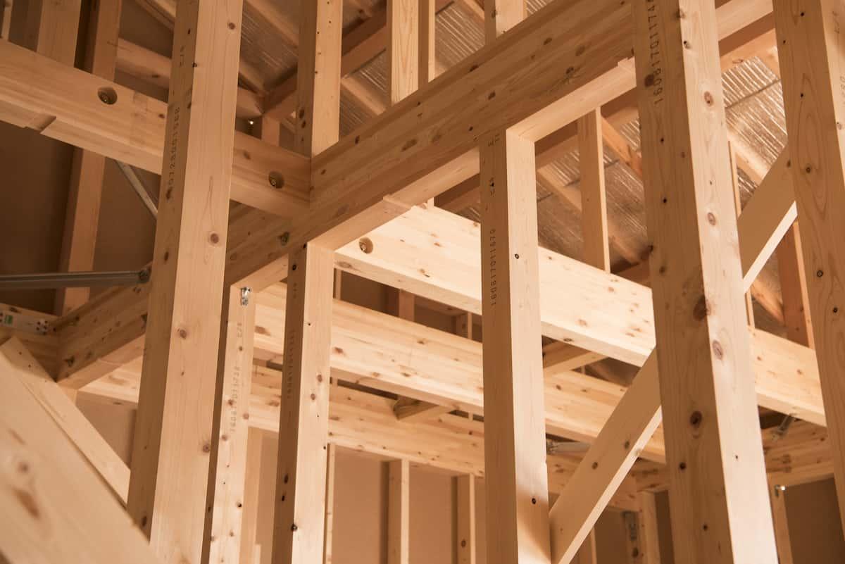 軸組木造工法