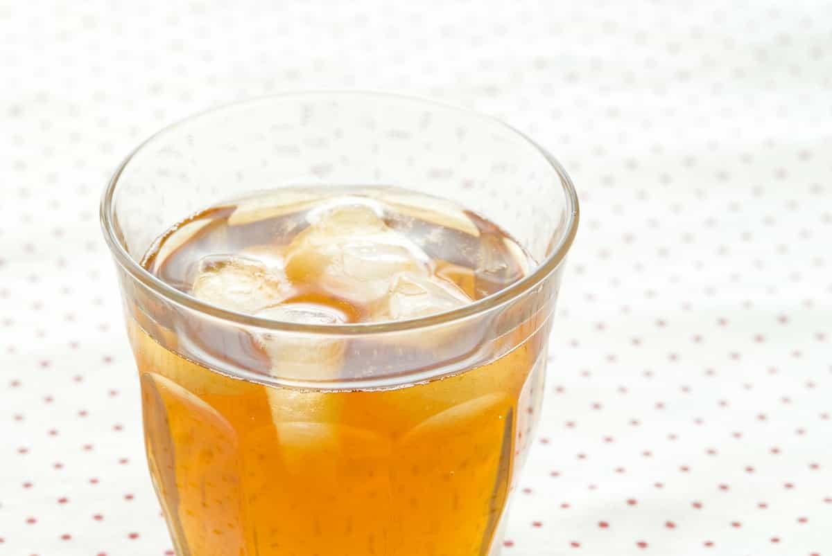 美味しい十六茶